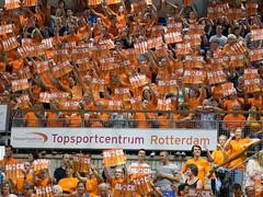 27251980 (roel.ubels) Tags: volleybal volleyball nederland oranje holland zuidkorea southkorea rotterdam topsportcentrum sport topsport 2016