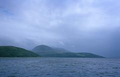 Kintyre Mist, Argyllshire, Scotland June 2016 (Dr John2005) Tags: mist coast kintyre agyllshire colour scotland johnperivolaris olympusmjuii portra westkilbride northayrhsire