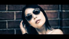 Untitled (@ N I G H T) Tags: girl portrait glasses nikon d600 afnikkor85mm114d