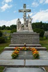 Remembering the Father (jcAOY) Tags: pringle luzerne nepa graveyard orthodox nikond700 50300