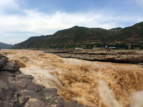 Hukou Waterfall, Shanxi