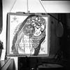 Sachie (christait) Tags: blackandwhite bw canada calgary art illustration studio drawing hasselblad alberta cpu yyc pizzabox sachie ilforddelta3200 500cm rodinal1100stand2hrs
