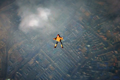(briyen) Tags: blue sky google earth diving screen virtual tack pyongyang preiser