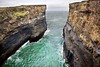 The Abyss (Michael Foley Photography) Tags: county ireland sea clare cliffs countyclare doonbeg loophead