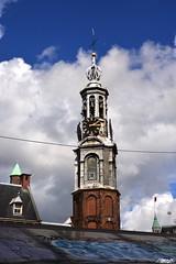 Munt (eeya eeya) Tags: city tower amsterdam flickr center abc centrum muntplein munttoren rokin