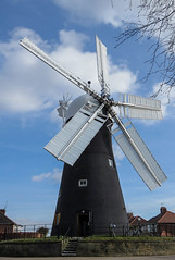 Holgate Windmill, March 2015