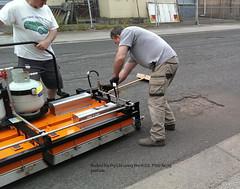 No.01 Fixing Pothole with HDE P300