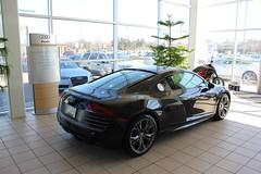 R8 (Ethan Boelkins) Tags: black german audi supercar v10 sportscar r8 audir8