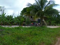 Village in the Guiana Shield