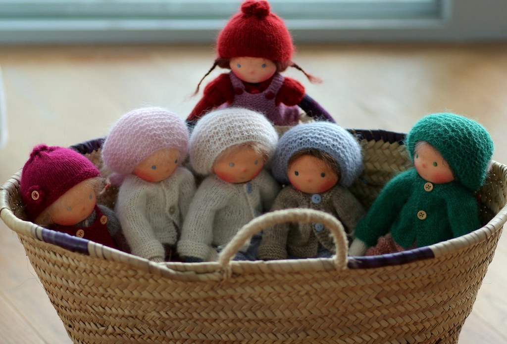 The World\'s Best Photos by Peperuda *Waldorf Inspired Dolls ...