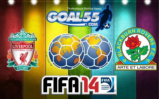 Prediksi Skor Liverpool Vs Blackburn Rovers 08 Maret 2015