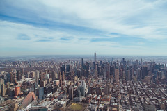 Helicopter Ride (Sharad2020) Tags: nyc helicopter manhattanskyline empirestatebuilding statueofliberty downtownnyc freedomtower
