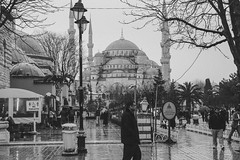 Nachmittagsspaziergang (felipeepu) Tags: wet afternoon walk istanbul mosque chill spaziergang