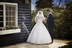 Wedding (♥siebe ©) Tags: wedding love groom bride couple marriage trouwen bruid trouwfoto trouwreportage bruidsfoto siebebaardafotografie wwweenfotograafgezochtnl