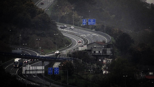 "Galicia Highway • <a style=""font-size:0.8em;"" href=""http://www.flickr.com/photos//16954014342/"" target=""_blank"">View on Flickr</a>"