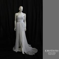 ชุดราตรีเก๋ๆจากห้องเสื้ออีโมชั่นส์ COME TO DISCOVER OUR NEW GOWNS AVAILABLE NOW 👉 Only for Sell not for Rent 👈 งานขาย ไม่มีเช่า  #emotionsatelier_eveninggown #emotionsatelier #wedding #weddingdress #instawedding #b