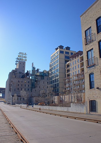 Minneapolis - Former General Mills Mill C