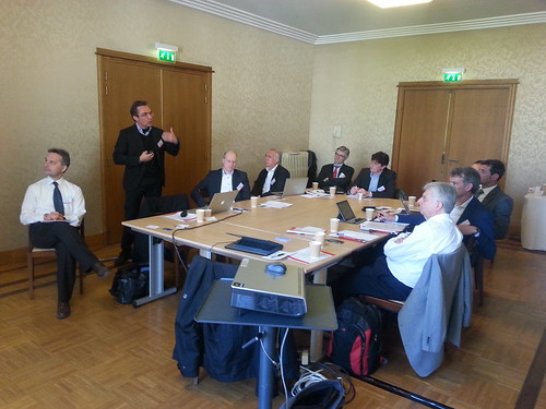 EPIC Board Meeting 2015 in Paris