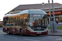 9 (Callum's Buses & Stuff) Tags: man bus buses iron hybrid lothian 7900 madder lothianbuses madderandwhite madderwhite busesedinburgh buseslothianbuses