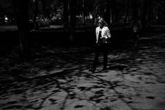 Lady in Black and White (nVa17) Tags: street light shadow blackandwhite bw woman lady blackwhite walk steps streetphotography stranger streetphoto perm lightandshadow bnw blackandwhitephotography        womaninblackandwhite   stphotographia