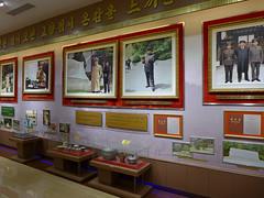 Military Museum (Daniel Brennwald) Tags: museum northkorea dprk militarymuseum kimilsung nordkorea koreawar pyongsong militarysite