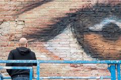 URBAN FESTIVAL   Poblenou Urban District i Van Van Market   (Barcelona) (agustiam) Tags: barcelona street urban muro art colors wall painting grafitti grafiti performance urbanfestival pintura barcelone grafity actionpainting poblenou vanvanmarket poblenouurbandistrict