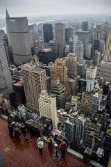 Top of the Rock (hydra25) Tags: city nyc newyork architecture rockefellercenter rockefeller topoftherock
