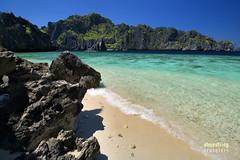 Lingering at Shimizu (engrjpleo) Tags: sea seascape beach water rock landscape island coast seaside sand outdoor philippines shore elnido palawan waterscape shimizuisland