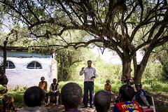 Camp Langano - Ethiopia 2014 Sean Sheridan Photo-35 (SIM USA) Tags: camplangano ethiopia sim sportsfriends outdoor small group bible study preaching teaching children lesson camp