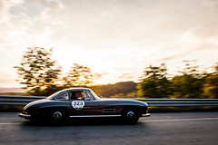 Mille Miglia 2014 - Mercedes 300 SL (Guillaume Tassart) Tags: classic race mercedes racing historic sl 300 legend mille miglia 2014