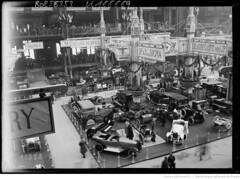 1919-10. Salon de l'automobile de Paris, au Grand Palais (foot-passenger) Tags: bnf bibliothquenationaledefrance   france 1919 salondelautomobile