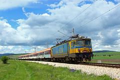Locomotive 46 234 (Krali Mirko) Tags: railroad electric railway bulgaria locomotive 46 bdz 46234 koncar electroputere yahinovo 060ea