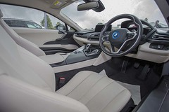 BMW i8 cockpit. A nice place to be. (foto.pro) Tags: cars speed power lap bmw pageant motorbikes i8 cholmondley