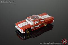 No. 614 | HOT WHEELS | 1959 Chevy Bel Air Eugene Fire & EMS (www.diecastfirecollection.com) Tags: chevrolet belair metal toy fire model eugene collection chevy hotwheels 164 emergency ems feuerwehr bomberos department fuoco 1959 fd diecast pompiers