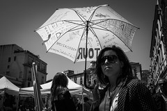 tour (MarioMancuso) Tags: life road street city light people urban bw italy woman white black monochrome mono italian italia shot streetphotography documentary mario scene bn naples fujifilm streetphoto reportage monocrome mancuso