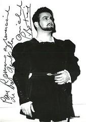 BOTIAUX, Gustave, Faust  Jacques ROMAN (ROMANO) (Operabilia) Tags: romano autograph autographe charleroi faust operetta palaisdesbeauxarts oprette gounod franceandbelgium jacquesroman claudepascalperna gustavebotiaux franceetbelgique