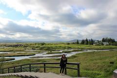 Iceland_Edits-35 (michkwon) Tags: road park trip travel blue circle golden iceland lagoon reykjavik ring adventure national waterfalls glaciers perlan geysir strokkur gullfoss thingvellir jokulsarlon akureyri vk godafoss skogafoss kerid hofn