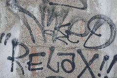 Naked Relax (sullivan1985) Tags: new river naked relax graffiti nj meadows meadowlands jersey turnpike hackensack marshlands