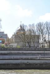 St Vladimir church (carolyngifford) Tags: paris eiffeltower riverseine stvladimirchurch