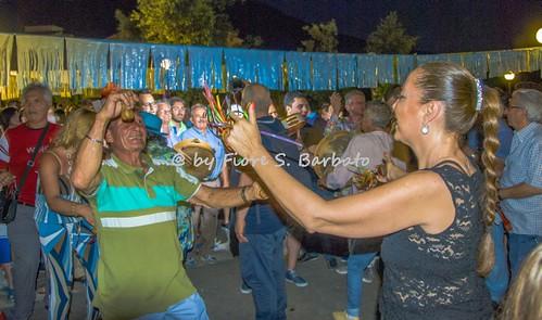 Somma Vesuviana (NA), 2016, XI Festa della Tammorra.