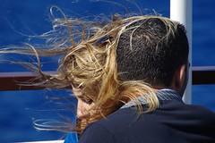 vento (enrico sprea) Tags: hair mediterraneo barca mare wind ponte nave grecia sole viaggio symi rodi vento onde capelli traghetto abbraccio turchia soffio egeo isole coperta allaperto soffiare dodecaneso navigazione pentaxlife scompigliare