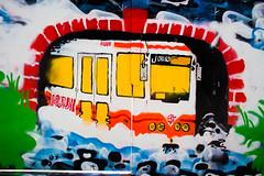 J Church (Thomas Hawk) Tags: california usa graffiti unitedstates unitedstatesofamerica muni missiondistrict clarionalley
