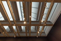 IMG_4113 P (Ani Od Chai) Tags: new nyc art museum architecture modern lights skylight piano ceiling american whitney years renzo