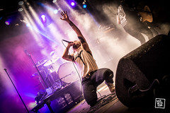 25-06-2016 // While She Sleeps at Jera On Air // Shot by Jurriaan Hodzelmans (RMPMAG) Tags: jera air joa festival while she sleeps