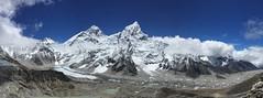 IMG_2071 (Ian Slingsby) Tags: nepal panorama everest nuptse iphone ebctrek iphonepano nepal2016