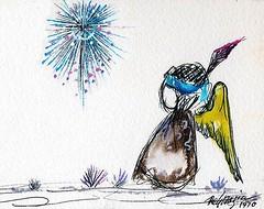 Happy 4th of July! (DeGrazia Gallery in the Sun) Tags: arizona ted architecture watercolor artist gallery desert artgallery tucson fireworks az foundation adobe fourthofjuly july4th nonprofit degrazia catalinas ettore nationalhistoricdistrict teddegrazia galleryinthesun tedartis