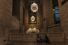 Grand Central Station (Tamara Dobry) Tags: new york nyc city buildings empire state building manhattan met life people journalism black white flat iron chaos panning motion blur cars business taxis grand central station clouds fashion travel photography sigma lens nikon d610 full frame tamara dobry red mill village clinton jersey high views