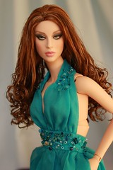Ficon Saree (LyanneNZ) Tags: hard cap wig yumyum saree ficon cheryltn