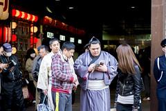 Sumo in Osaka-2 (Rodrigo Ramirez Photography) Tags: japan amazing traditional professional tournament osaka sumo yokozuna ozeki makuuchi hakuho sumotori sumotournament maegashira reikishi harumafuji topdivision