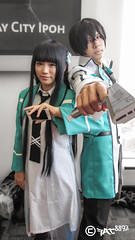 #ACMY2015 Day 1 Cosplay: 037 (FAT8893) Tags: carnival anime cosplay event malaysia convention ni miyuki shiba tatsuya 2015 animax koukou mahouka rettousei fat8893 acmy15 acmy2015 acmy15d1c